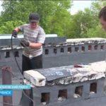 Репортаж о проведении капитального ремонта на территории Брянской области от 21.05.2019г.